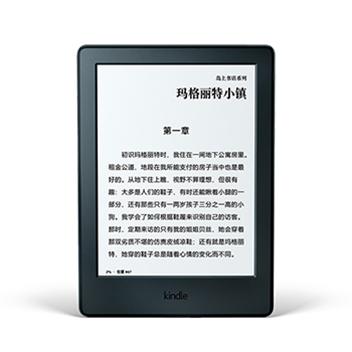 kindle 入门升级版6英寸电子书阅读器