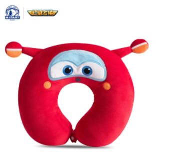 梦洁宝贝超级飞侠颈枕