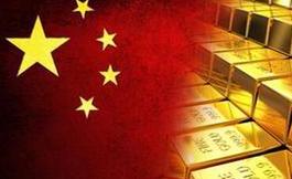 中国黄金储备