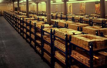 英国黄金储备