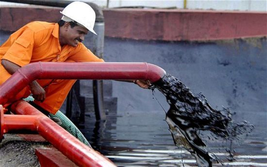 沙特阿拉伯原油产量