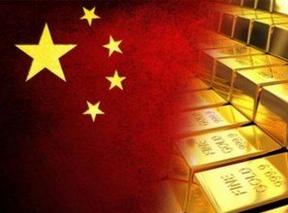 中国黄金储备量