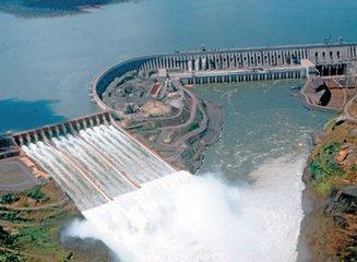 伊泰普水电站