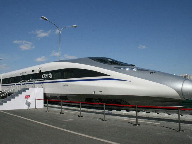 中国和谐号380A