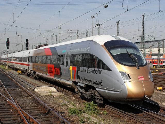 德国ICE3高速动车