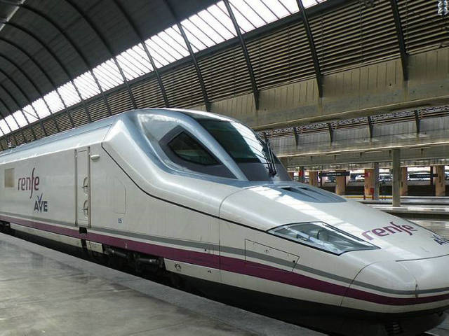西班牙Talgo高铁