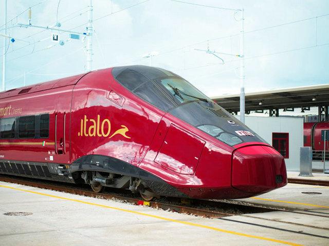 意大利AGV Italo高速列车