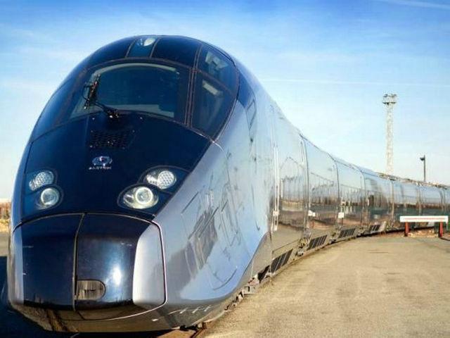 法国Alstom Euroduplex高速列车