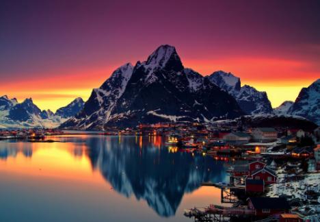 挪威Norge