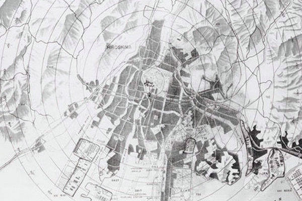 原子弹地图