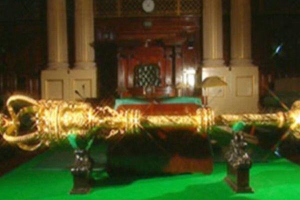 维多利亚的议会权杖