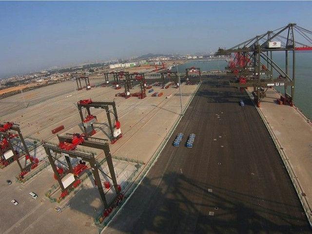 厦门远海全自动化码头