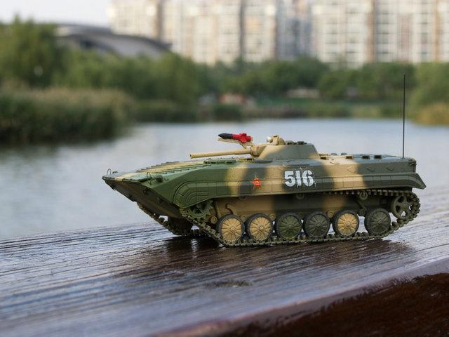 86式步兵战车