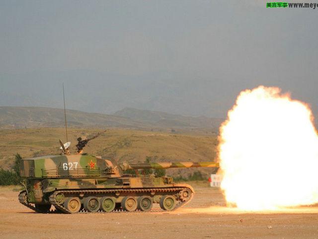 89式反坦克炮