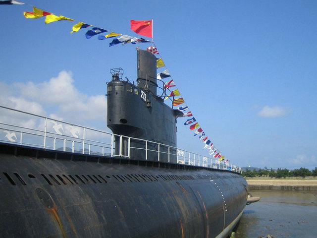 033型潜艇