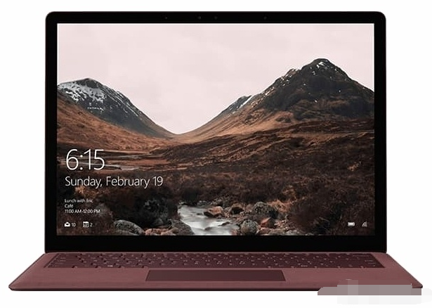 微软Surface Laptop
