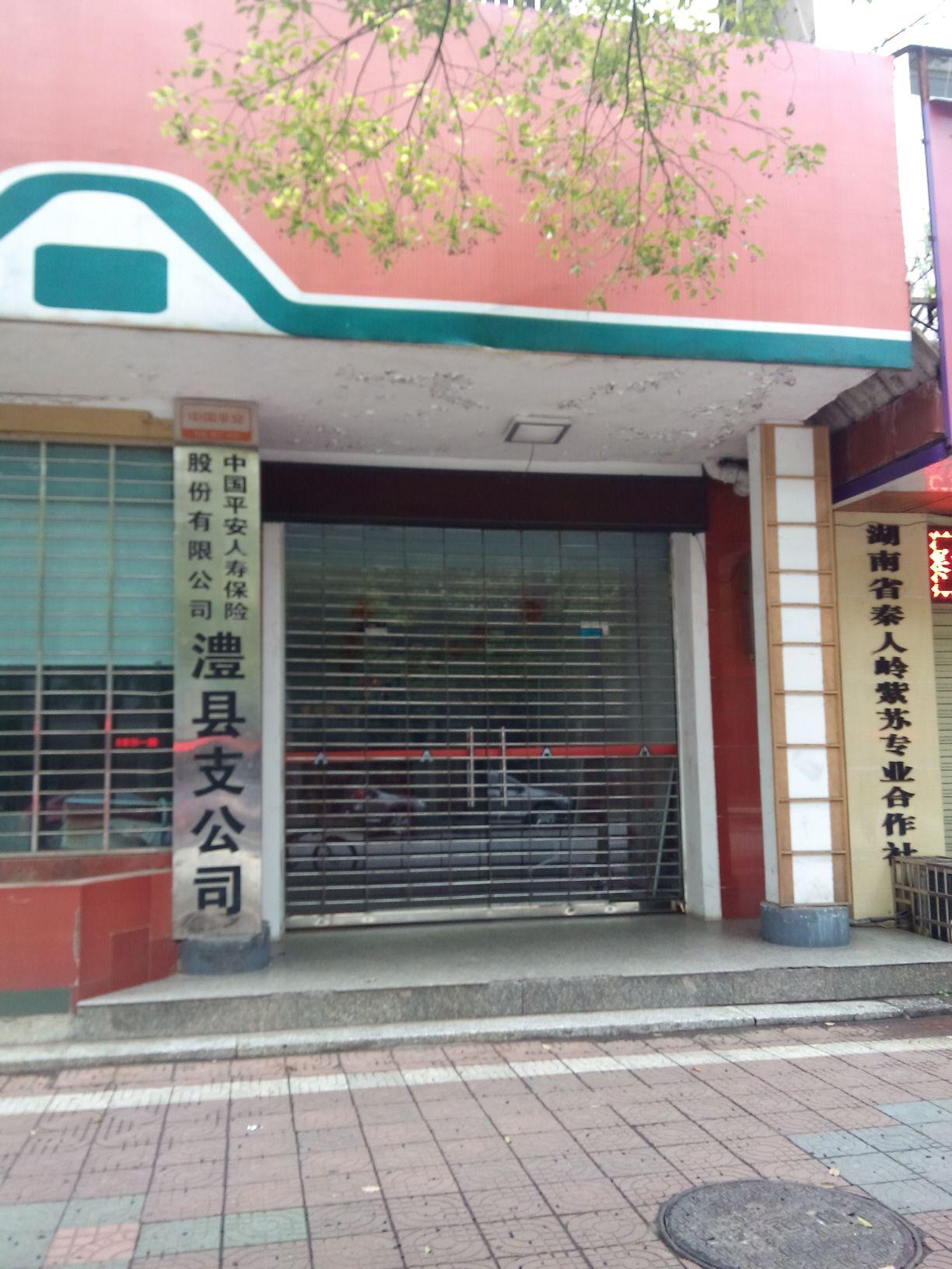 中国平安人寿(澧县支公司)