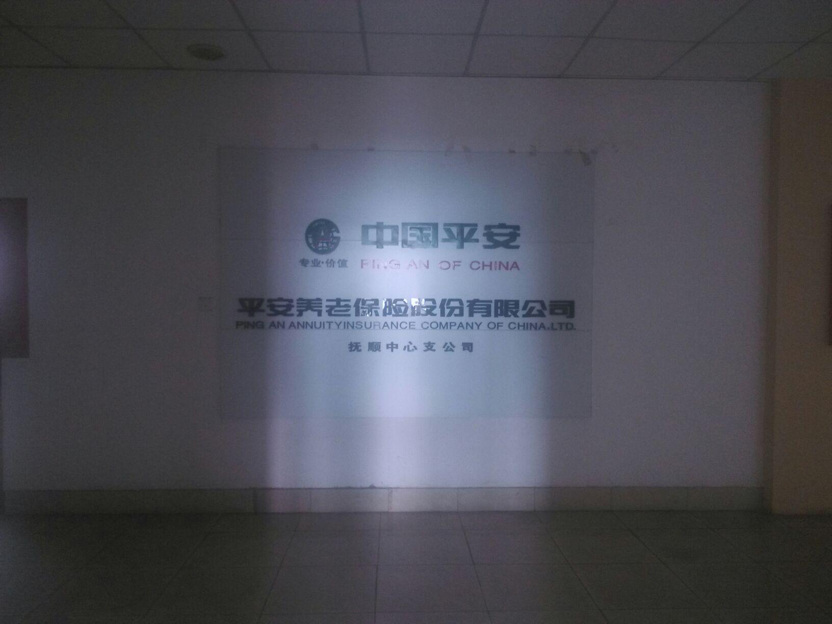 中国平安人寿(抚顺中心支公司)