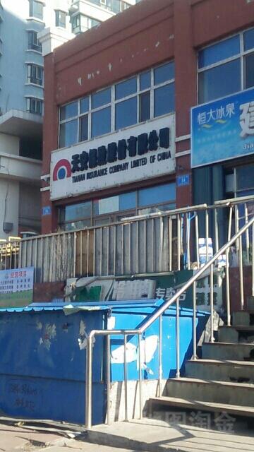 天安保险(双鸭山中心支公司)