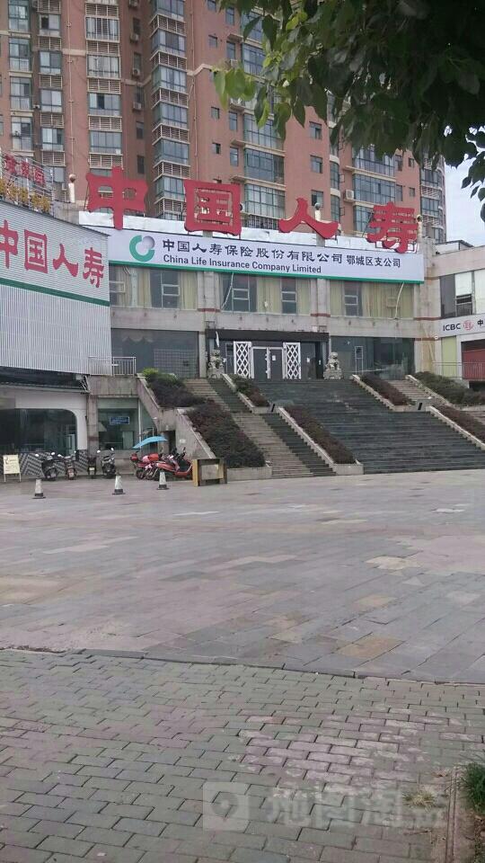 中国人寿(鄂城区支公司)