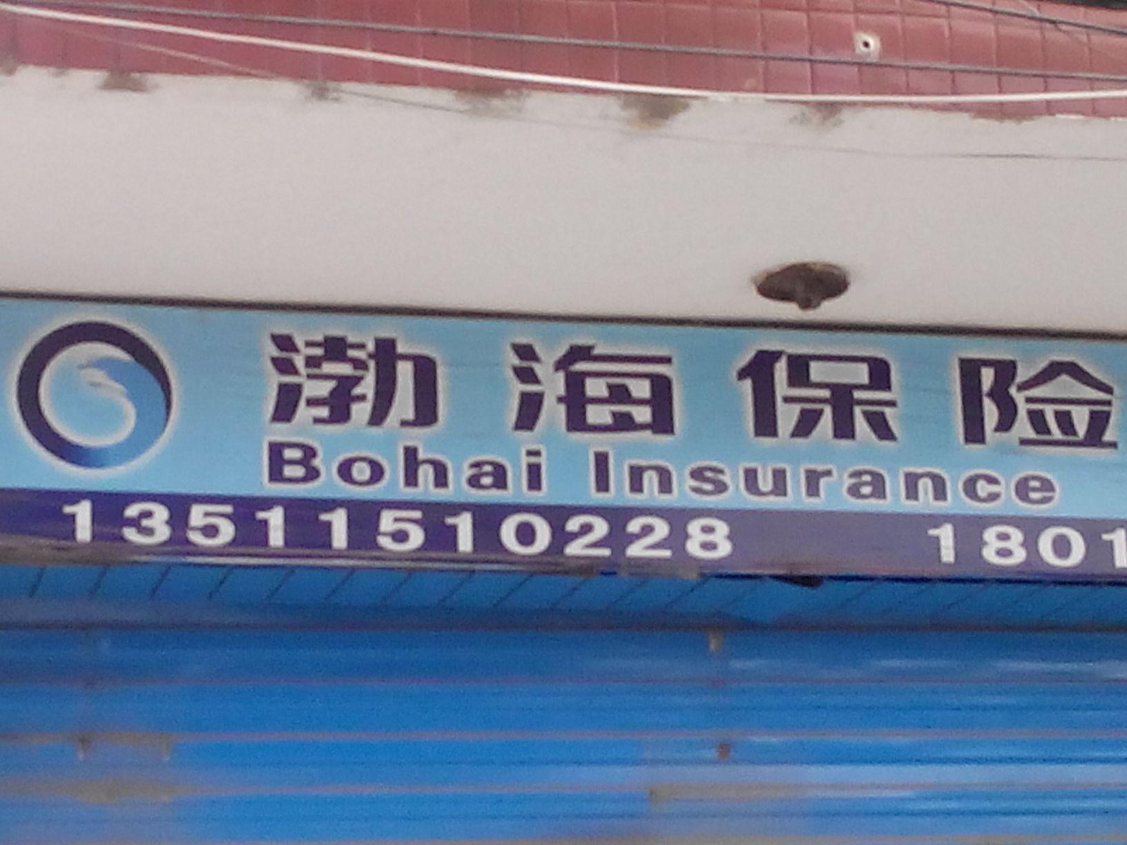 渤海保险(文府路)