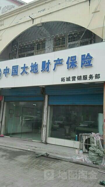 大地保险(柘城营销服务部)
