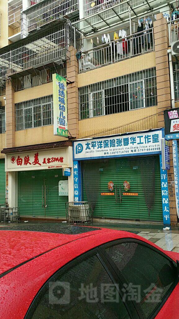 中国太平洋保险(张季华工作室)