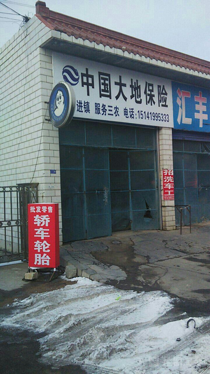 大地保险(绥中县林业局西)