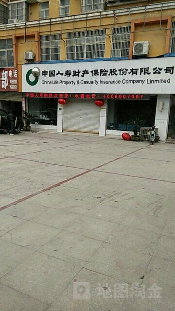 中国人寿(嵇康中路)