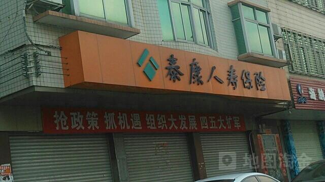 泰康人寿(连平营业部)