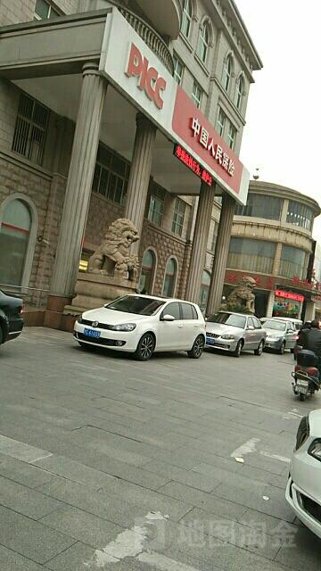 人保财险(上海市分公司金山支公司)