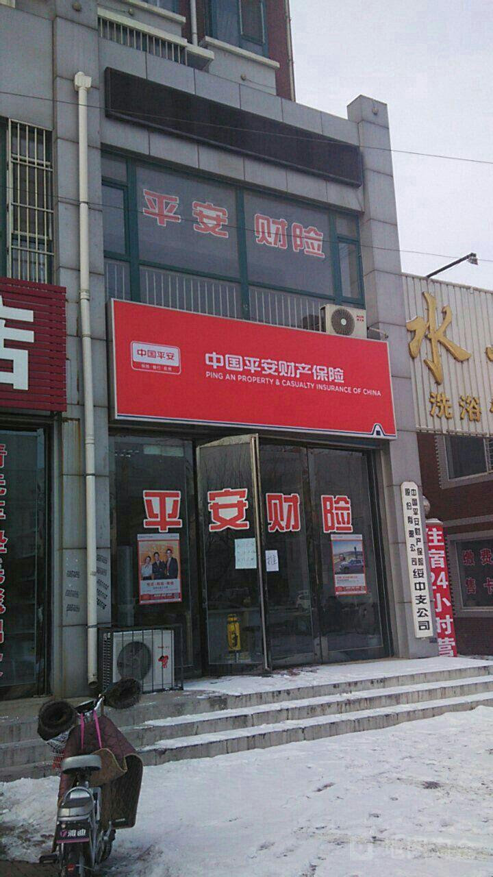 平安财险(绥中支公司)