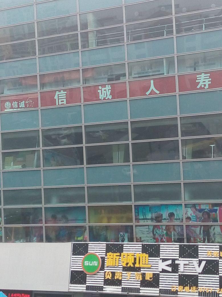 信诚人寿保险(桂洲大道中)
