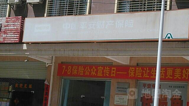 平安财险(连平营销服务部)