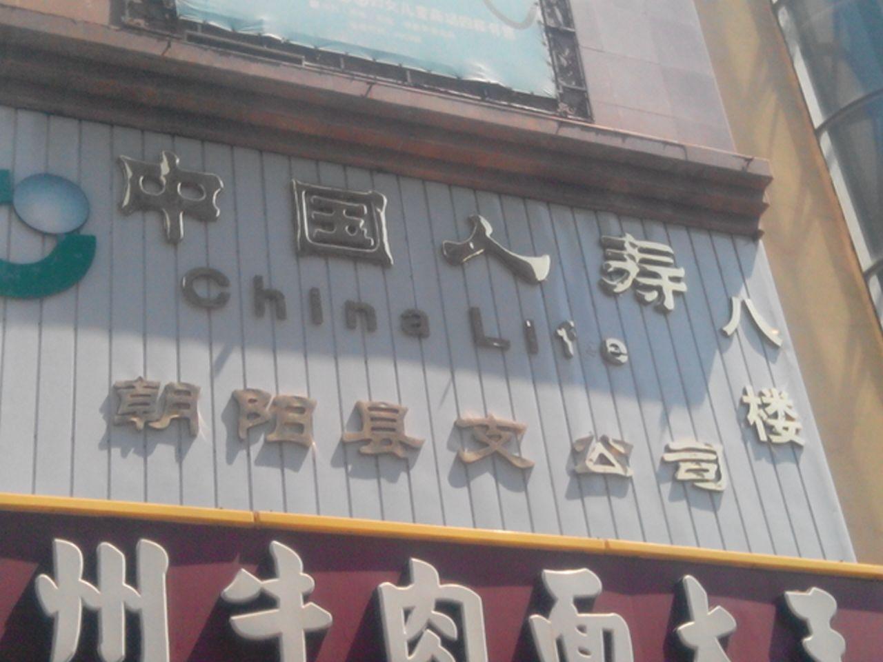 中国人寿(朝阳县支公司)