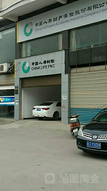 中国人寿(芦溪县卫生局卫生监督所芦溪分所西南)
