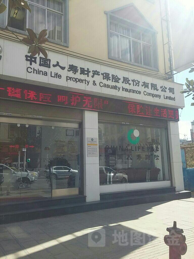 中国人寿(昭通市中心支公司)