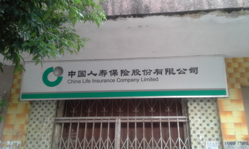 中国人寿(富林营销服务部)