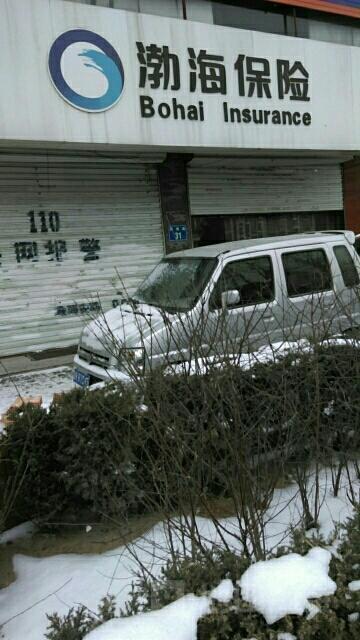 渤海保险(榆林市中心支公司)