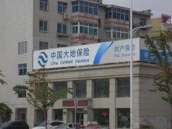大地保险(辽阳中心支公司)