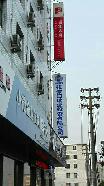 百年人寿(张家口中心支行)