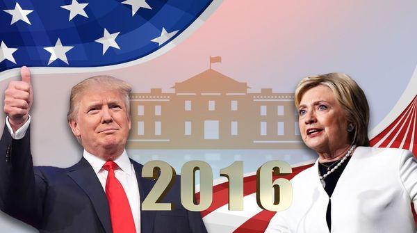 结果揭晓:特郎普当选2016年美国总统