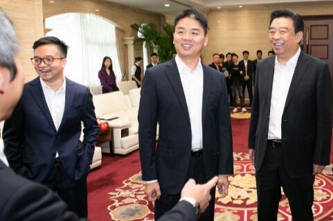 刘强东正式北京现身!他只是中美贸易战的背锅侠吗?