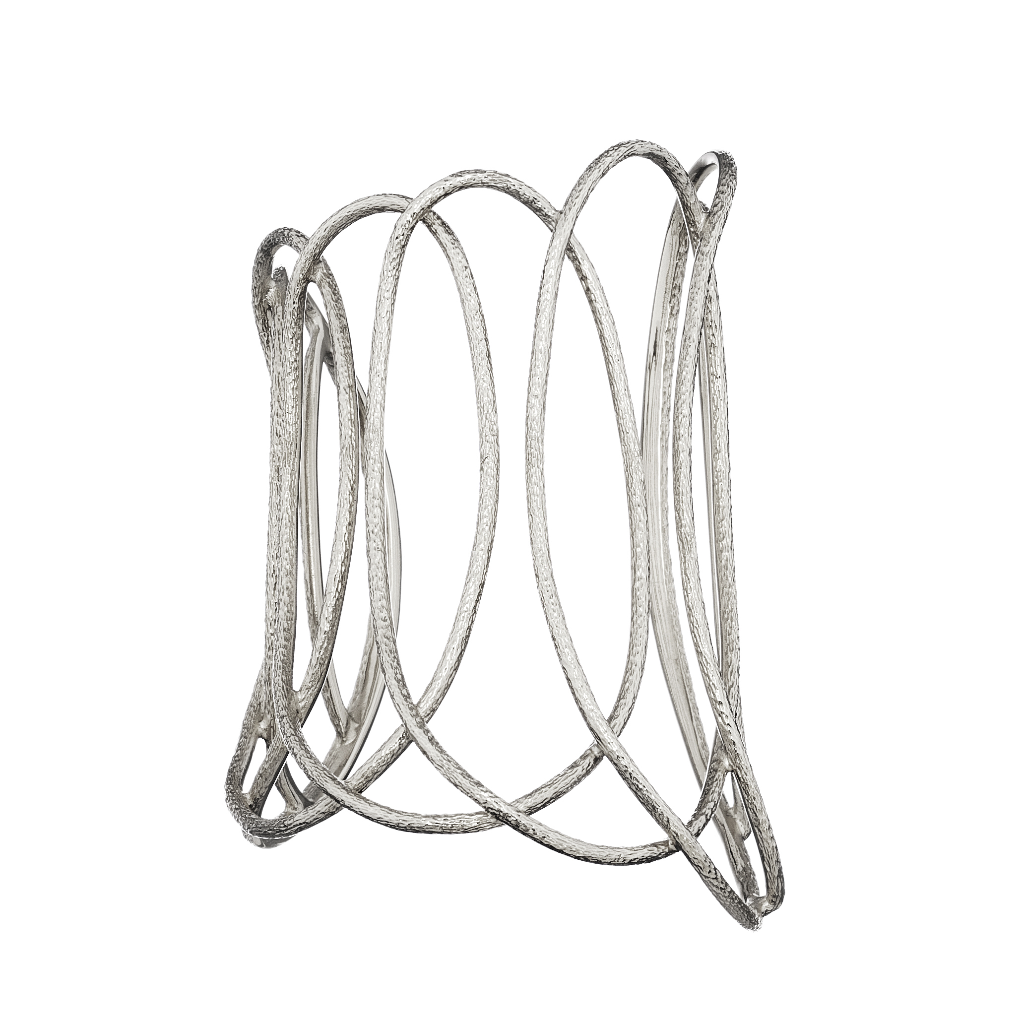 Dior迪奥银色手环