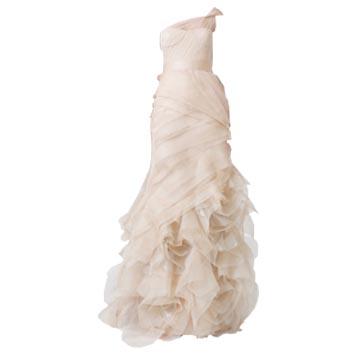 Vera Wang法拉婚纱