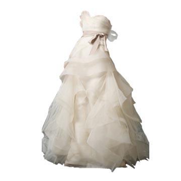 Vera Wang芙蓉婚纱