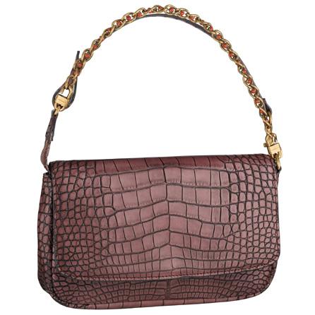 Louis Vuitton路易威登2013秋冬粉色蟒蛇纹单肩包