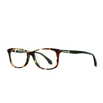 CK Calvin Klein混色方框眼镜