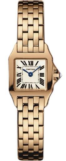卡地亚(Cartier)桑托斯系列 W25077X9