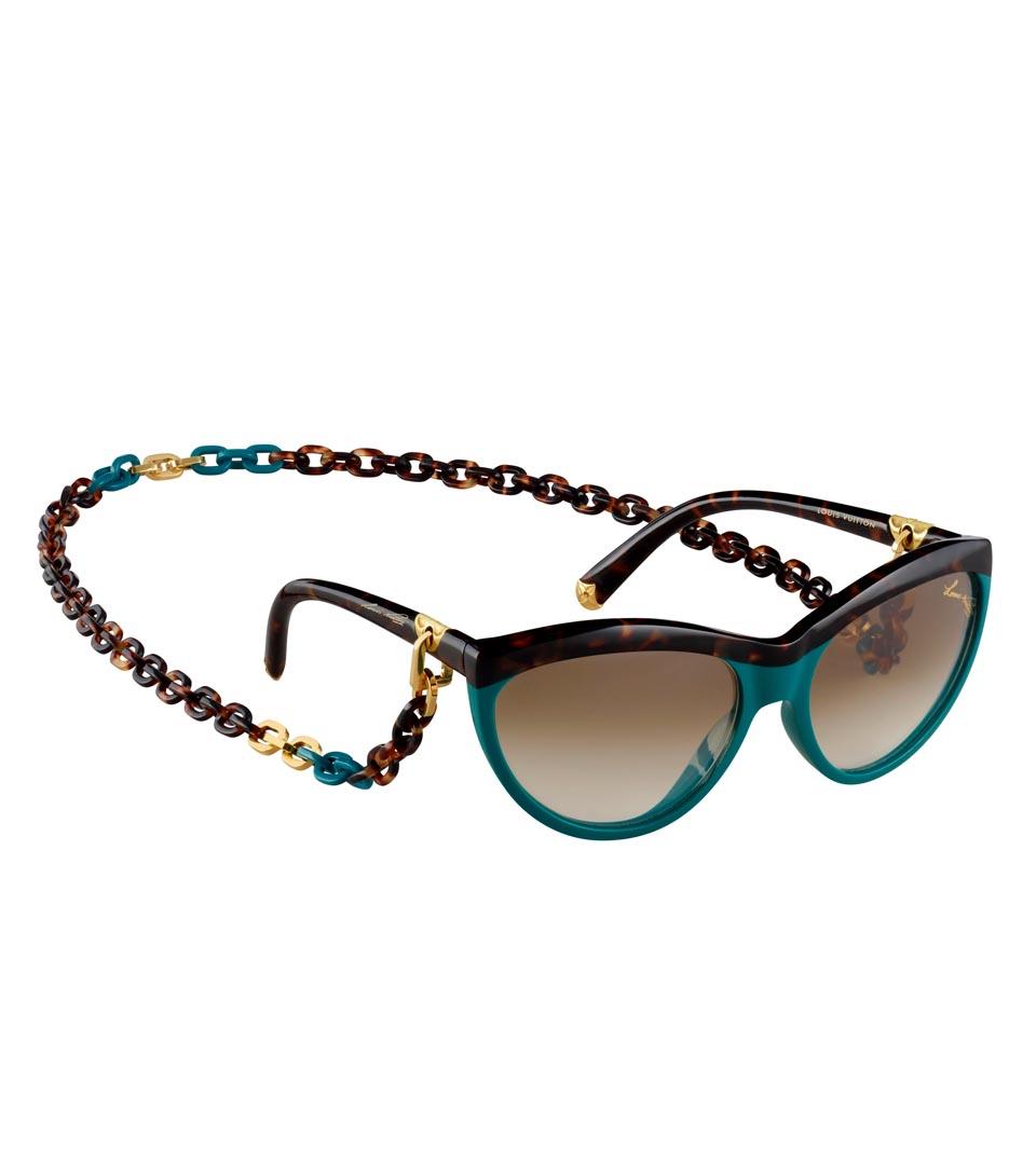 Louis Vuitton纤维链饰太阳镜